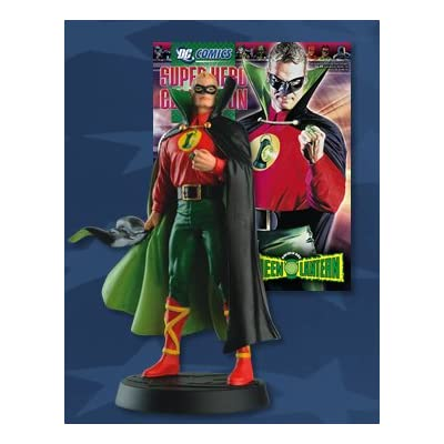 DC Superhero Figurine Collection #41 Golden Age Green Lantern: Toys & Games