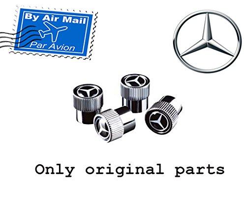 Genuine Mercedes-Benz Valve Stem Caps