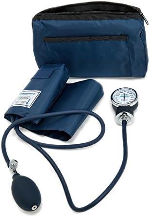 Tensiómetro aneroide de dos salidas: Amazon.es: Salud y cuidado personal
