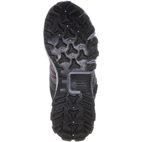 Reebok Herren Trailgrip RS 5.0 GTX Laufschuhe grau (Ash Grey / schwarz / Primal Red / Flint Grey / Pwt)