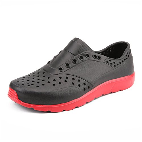 cava 45 Blu da Nero Jiuyue Scarpe da EU uomo da scarpe Dimensione Color sandalo spiaggia da shoes piccolo scuro su Zoccoli con uomo RR0T8Bqr