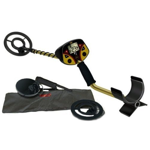 Fisher F2 Metal Detector with Coil Combo Kit (F2 Fisher Metal Detector compare prices)