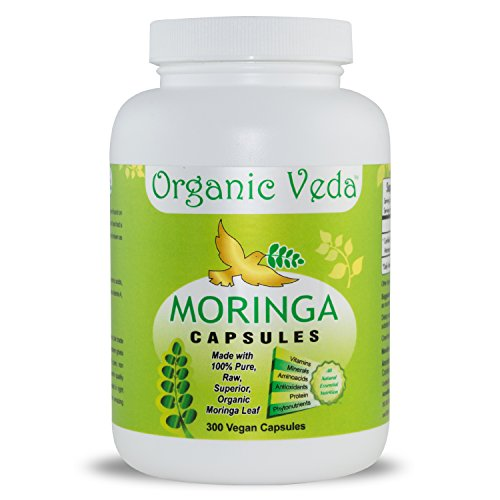 Organic Capsules Supplement Registered Facility product image