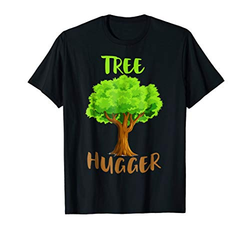 Womens Tree Hugger - Tree Hugger Shirt