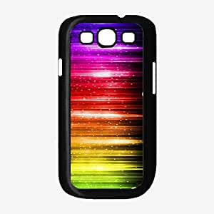 Rainbow Gay Pride - TPU Rubber Silicone Phone Case Back Cover (Samsung Galaxy S3 I9300)