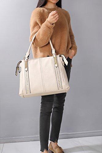 MKF Bag Darla by K Collection Beige Farrow Hobo Mia x64nrSxw