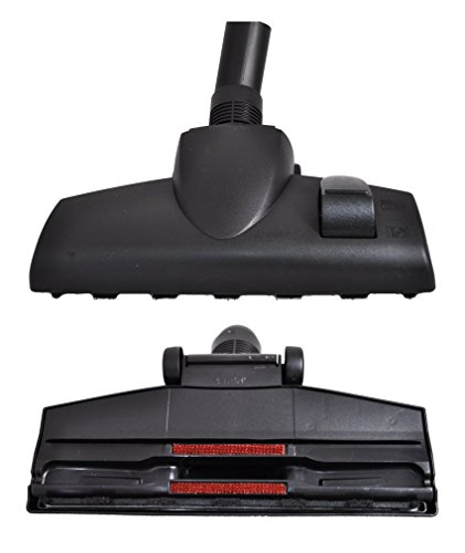canister vacuum with tools - 7