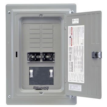 Reliance Transfer Panel - Reliance Controls Corporation TRC1005C Indoor Transfer Panel