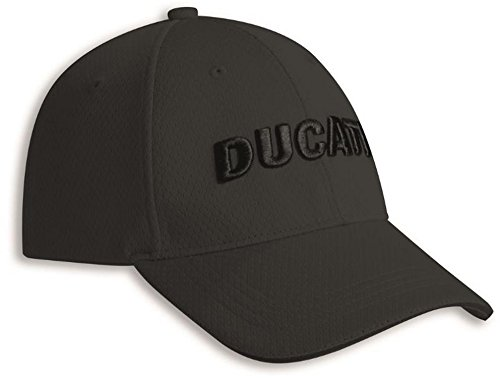 ducati-d-attitude-adjustable-cap-hat-3d-embroidered-logo-grey-black-987695121