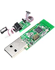 CC2531 Zigbee Sniffer Wireless Board Bluetooth BLE 4.0 Dongle Capture Module USB Programmer Downloader Wire Cable Connector