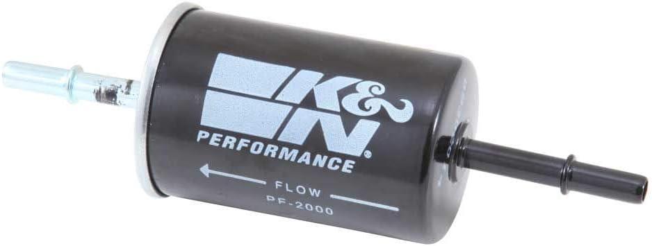 K/&N PF-2000 Motorrad Performance-Kraftstoff-Filter