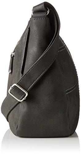 s.Oliver (Bags) 39.707.94.6000 - Shoppers y bolsos de hombro Mujer Negro (Black)