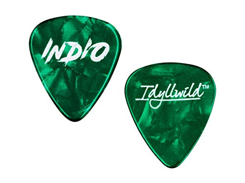 Stage Right Heavy Guitar Picks 0.88mm, 12-pack, Green (Arsenal Guitar Picks)