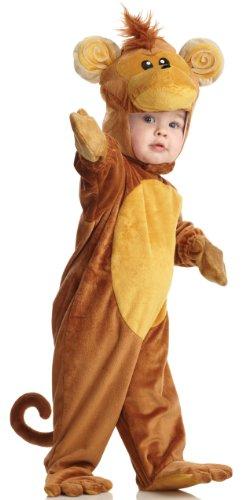 [Monkey Toddler Costume] (Child Monkey Costumes)