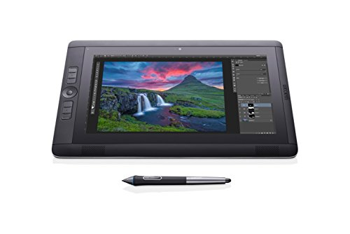 Wacom Cintiq Companion 2 DTHW1310L 13.3-Inch Touch Screen Professional Creative Pen Tablet (Intel Core i5-4258U, 8 GB RAM, 128 GB Hard Drive, Windows 8.1 Pro)