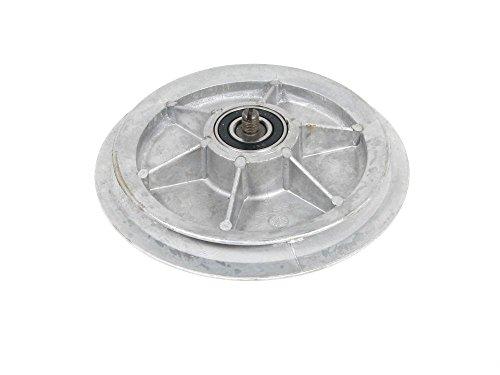 snow blower friction wheel - 8