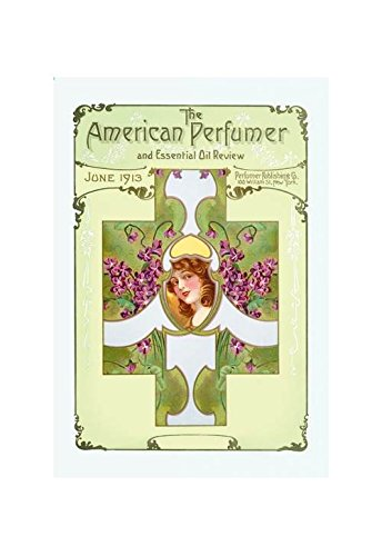 "Buyenlarge American Perfumer And Essential Oil Review, June 1913"" Print (Canvas Giclee 12x18) from Buyenlarge"