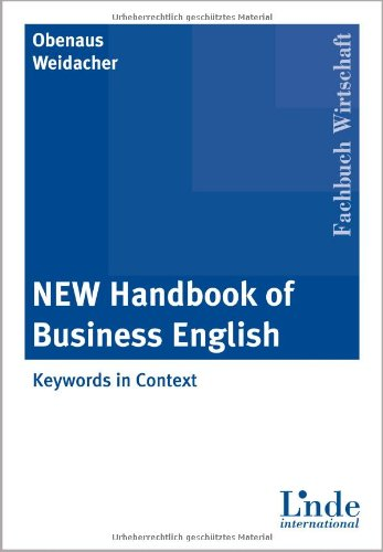 New Handbook of Business English
