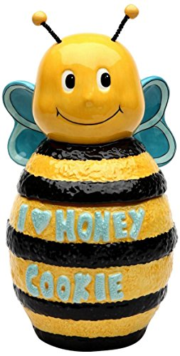 Cosmos Gifts 61351 Fine Ceramic Honey Bee