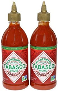 product image for Tabasco Brand Sriracha Flavored With Oak Barrel Aged 20oz ( 2Pack )