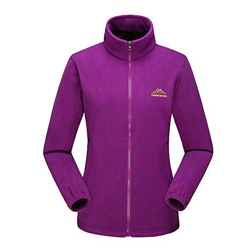 Parka Púrpura Ashop Ropa Chaquetas Esponjoso Abrigo Casual De Mujer Mujer Top Caliente Invierno Y q8Cxqwa4