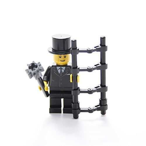 LEGO Collectible Minifigures 2011 Series 19TH CENTURY CHIMNEY SWEEP (Loose Figure)