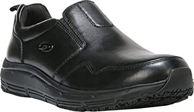 Dr  Scholl's Men's Beta Slip Resistant SlipOn Shoe