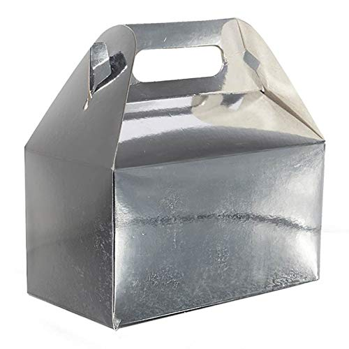 Silver Wholesale Gable Boxes 6-1/2