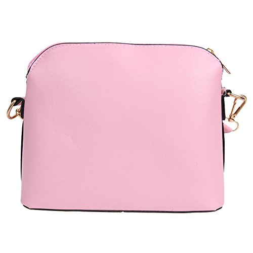 Messenger Widewing Fashion Bag Bag Leather New Zipper Women Shoulder PU Crossbody rvHZ5rRxW