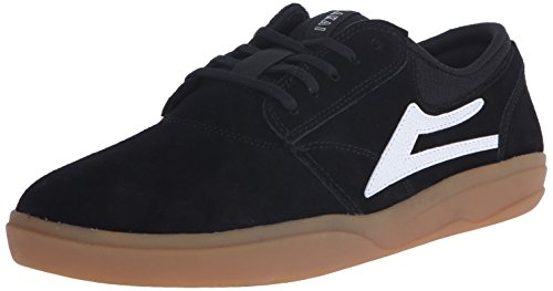 Lakai Men's Griffin XLK Sport Shoe Black/Gum Suede outlet with paypal high quality cheap online 4u0leKeu