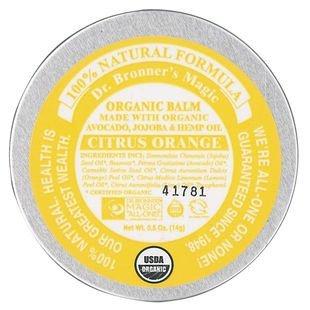 オーガニックバーム (シトラスオレンジ)14g×12個          JAN:018787912041   B01GCTBQYQ