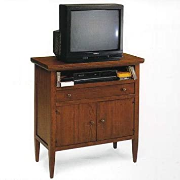 Incredible Antiche Riproduzioni Wooden Tv Table Cm 83X39 H 85 With Download Free Architecture Designs Grimeyleaguecom