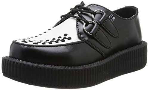 U V6807 K Oxford Creeper Black T Unisex OxHBd6ndq
