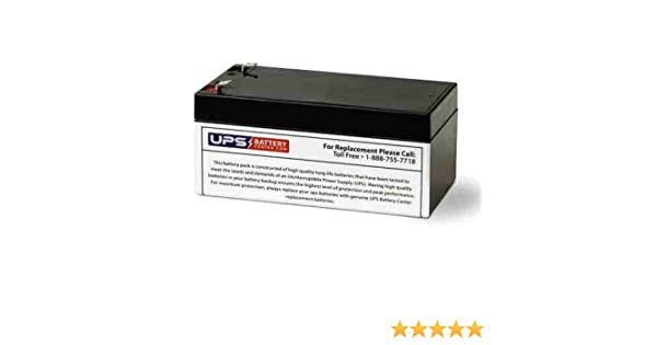 APC Back-UPS ES 8 Outlet 650VA BE650R Compatible Replacement Battery by UPSBatteryCenter