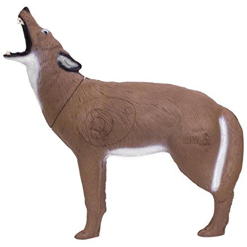 3d coyote target - 1