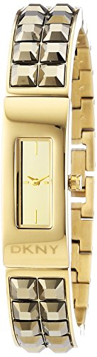 (DKNY NY2228 Ladies Beekman Gold Watch)