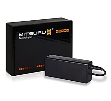 Mitsuru® 65W Notebook adaptador cargador compatible con Asus W7J W7S X52F X54H-SO242V X54HY X54L X5AE X5DAF X5DC X5DIJ.