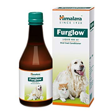 Himalaya Furglow Skin and Coat Tonic 400 ml