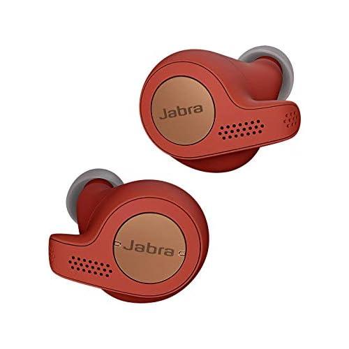 chollos oferta descuentos barato Jabra Elite Active 65t Auriculares inalámbricos para deporte Bluetooth 5 0 True Wireless con Alexa integrada Rojo y Cobre