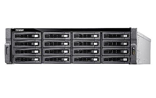 QNAP Network Attached Storage TDS-16489U-SA2-US 16Bay Xeon E5-2620v3 128GB DDR4 SATA Retail by QNAP