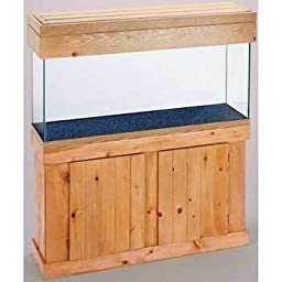 All Glass Aquarium AAG53148 Pine Cabinet, 48x18-Inch