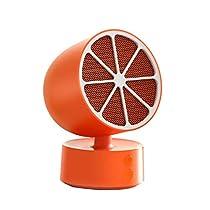 GONGFF Mini Heater Office Desktop Shaking Head Heater Household Electric Heater Heater Winter Warm