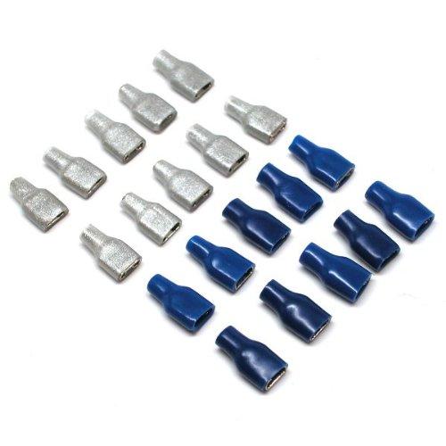 XScorpion 20 Pack 10 / 12 gauge Female Spade Terminals
