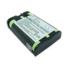 Battery for Panasonic KX-TGA510M Ni-MH 3.6V 700mAh - HHR-P107, TYPE-35, CPH-514