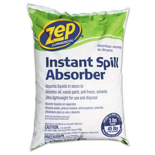 (Zep Commercial ZUABS3 3 Lb Instant Spill Absorber)