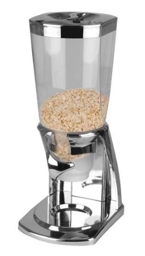 Dispensador Cereales Cromado