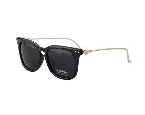 5797d6886dc8 Amazon.com   Hero Unisex Chrome Hearts sunglasses (Black Color ...