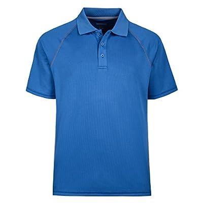 Men's Short Sleeve Moisture