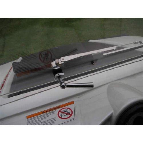 utv windshield wiper kit - 8