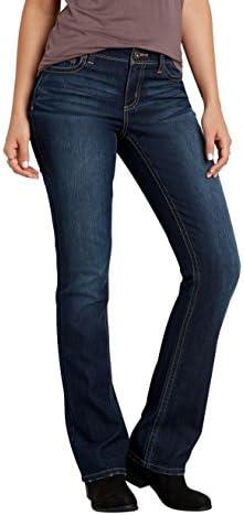 Maurices Mujer denimflex Slim Boot DARK Wash Jeans